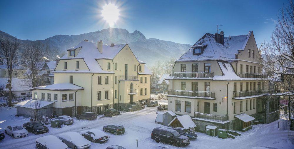 Jak wybrać hotel na wakacje w górach?
